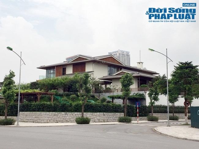 Điều ít biết về tòa dinh thự gần 5.000m2 ở Khu đô thị Dương Nội - Ảnh 1