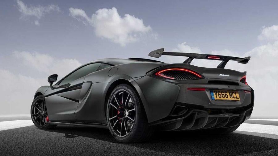 Cánh gió mới cho siêu xe McLaren 570S ước tính lên tới 10.000 USD  - Ảnh 1
