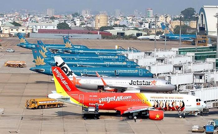 Các hãng hàng không Việt Nam hiện khai thác bao nhiêu đường bay? - Ảnh 1
