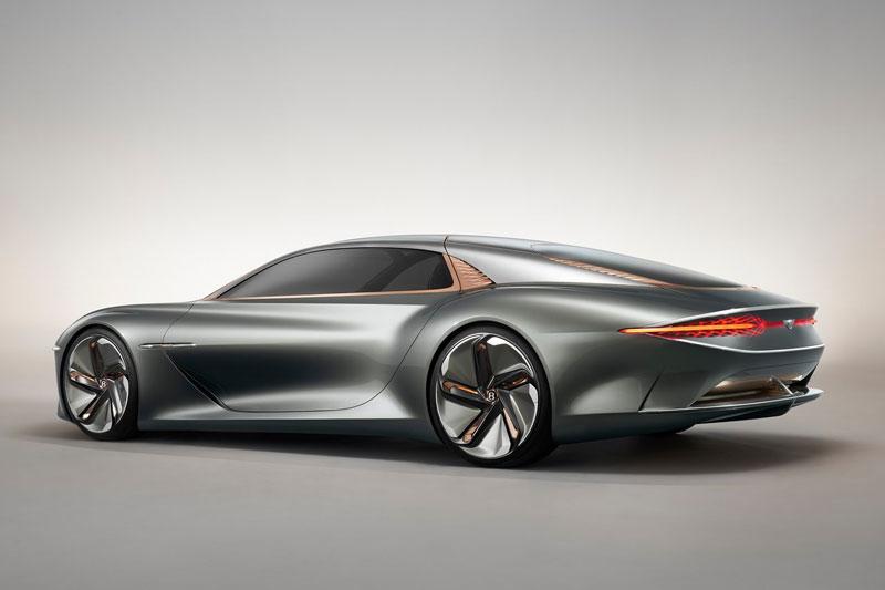 Vẻ đẹp long lanh của siêu xe Bentley được thiết kế nhân kỷ niệm 100 năm thành lập hãng - Ảnh 3