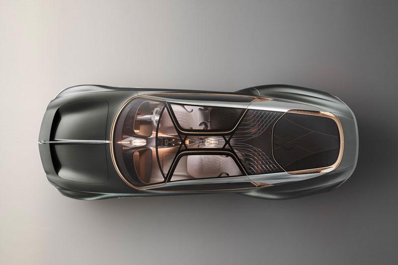 Vẻ đẹp long lanh của siêu xe Bentley được thiết kế nhân kỷ niệm 100 năm thành lập hãng - Ảnh 5