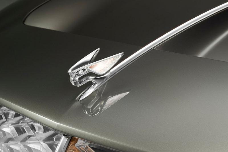 Vẻ đẹp long lanh của siêu xe Bentley được thiết kế nhân kỷ niệm 100 năm thành lập hãng - Ảnh 6