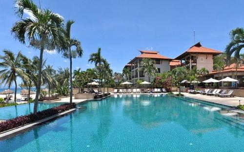 Bên trong khu nghỉ dưỡng ở Đà Nẵng - Ảnh 5
