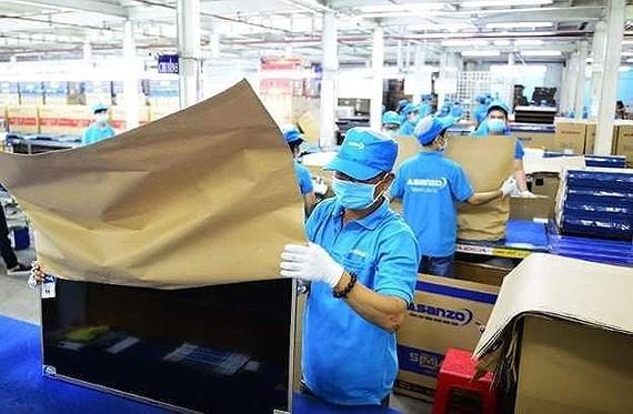 Khởi tố vụ nhập hàng Trung Quốc gắn mác Asanzo rồi bán ở thị trường Việt Nam - Ảnh 1