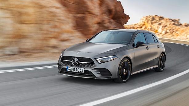 Bảng giá xe Mercedes-Benz mới nhất tháng 7/2019: A250 2019 giá niêm yết 1,699 tỷ đồng - Ảnh 1
