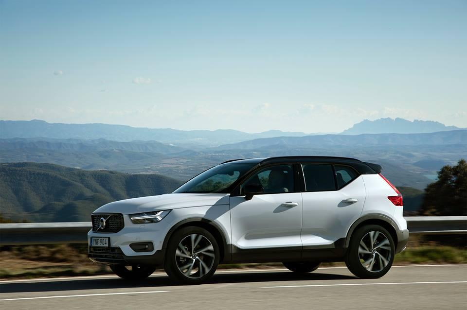 Bảng giá xe Volvo mới nhất tháng 7/2019: XC90 Momentum giá 3,399 tỷ đồng - Ảnh 1