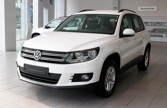 Triệu hồi 375 xe Volkswagen Tiguan tại Việt Nam vì nguy cơ gãy lò xo  - Ảnh 1