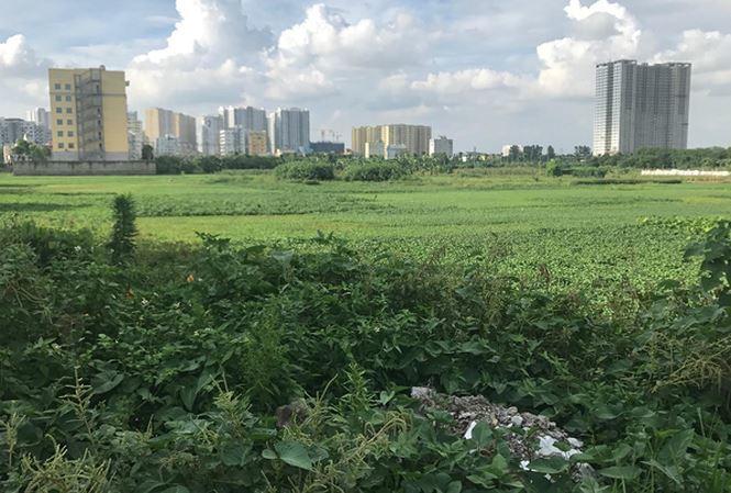 """30 dự án ôm """"đất vàng"""" rồi bỏ hoang tại Hà Nội chính thức bị chấm dứt hoạt động - Ảnh 1"""