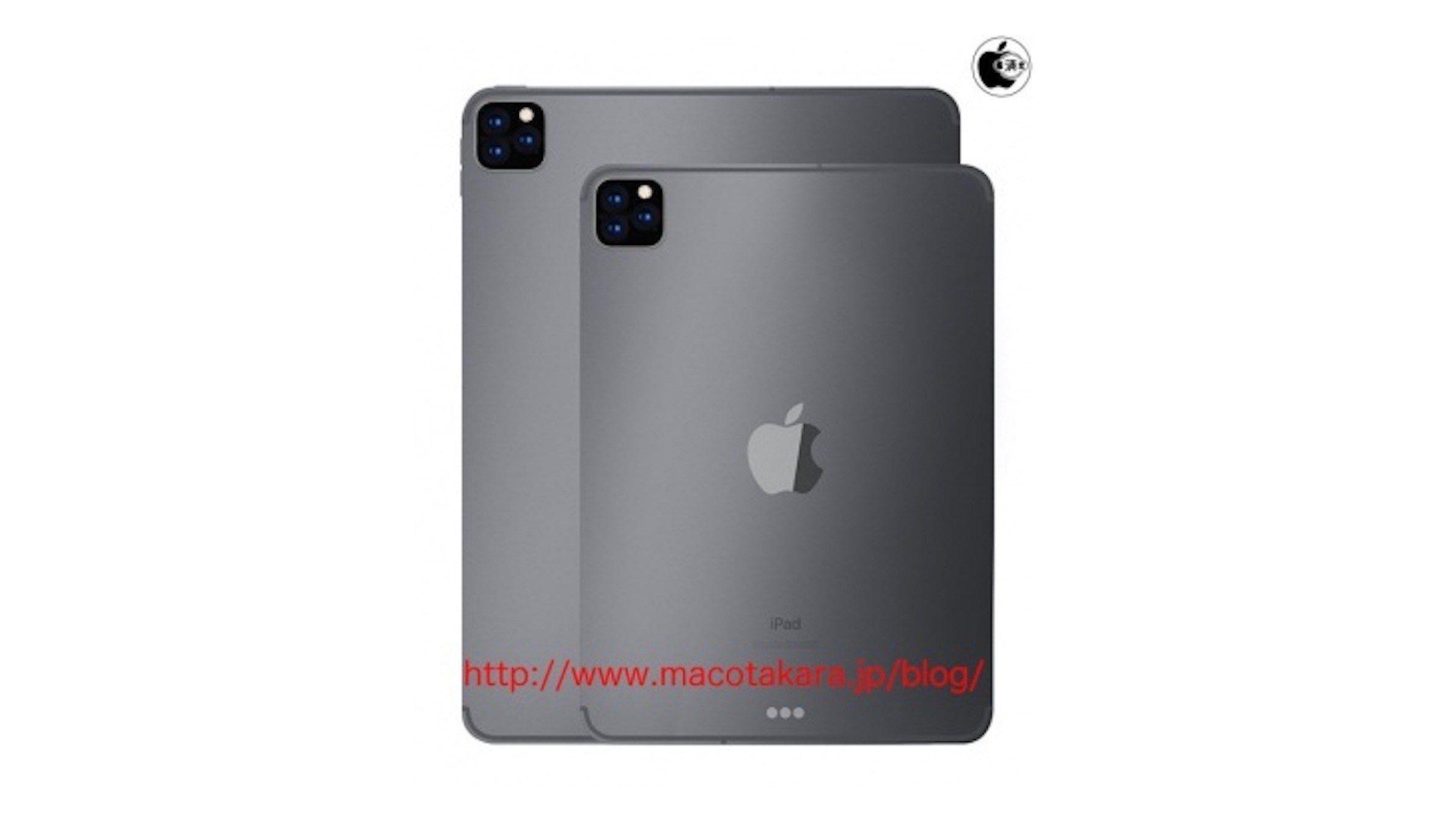 Tin tức công nghệ mới nóng nhất hôm nay 13/8: iPad Pro 2019 sẽ có camera sau 3 ống kính - Ảnh 1