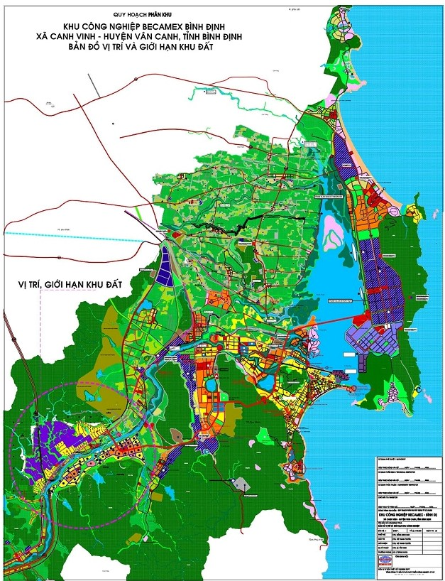 Sẽ sớm trình Thủ tướng dự án khu công nghiệp hơn 2.300 ha của Becamex IDC tại Bình Định - Ảnh 1