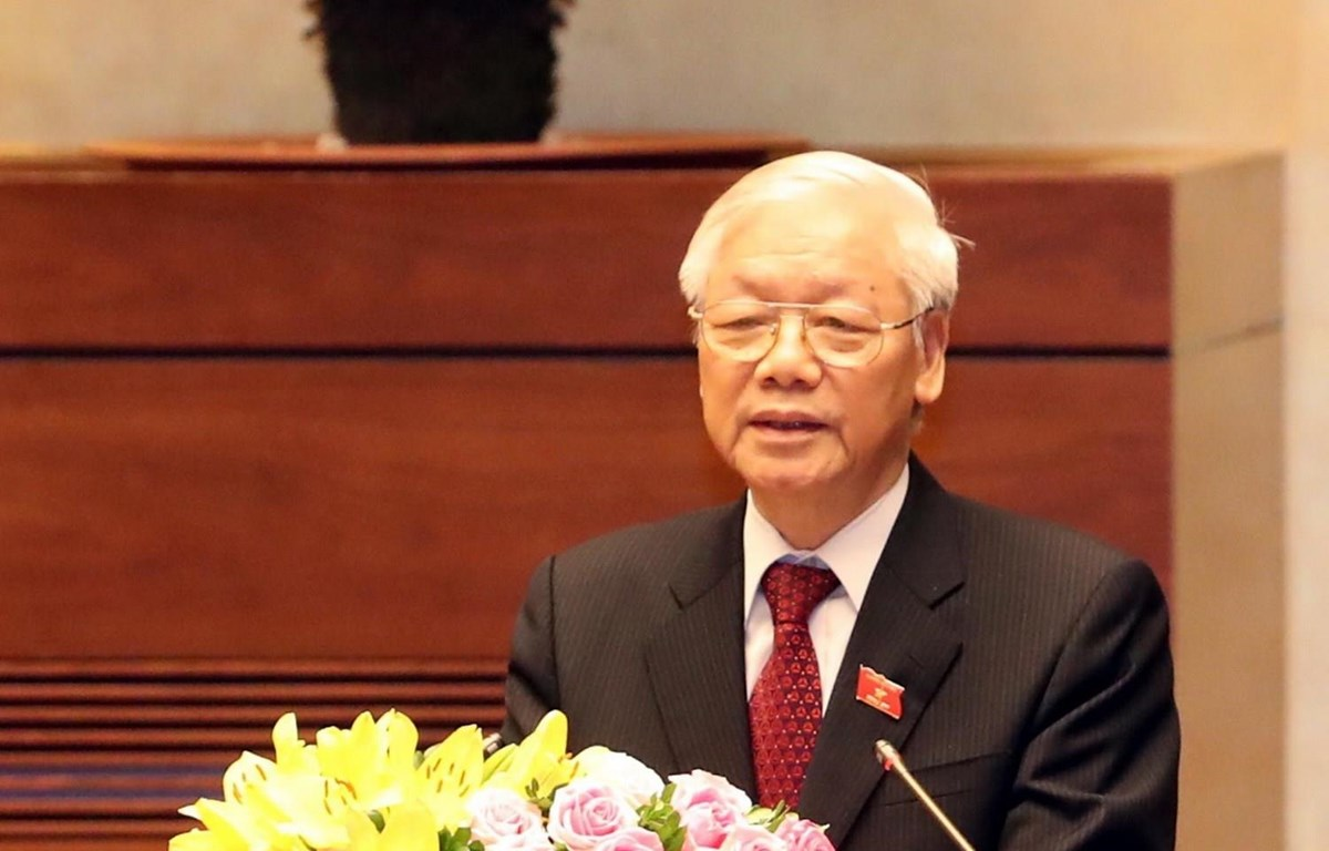 Tổng Bí thư, Chủ tịch nước Nguyễn Phú Trọng gửi thư chúc mừng khai giảng năm học mới - Ảnh 1