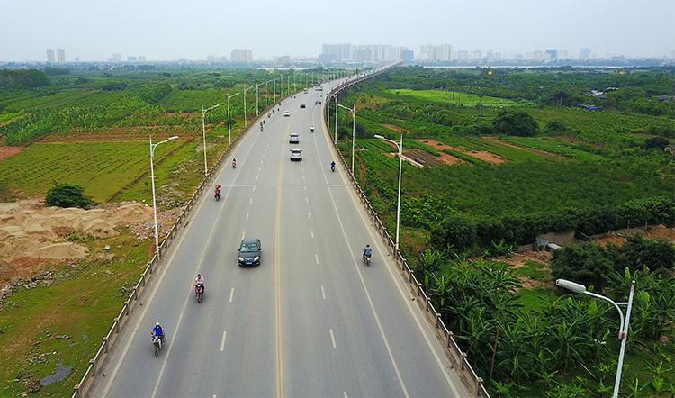Khởi công cầu Vĩnh Tuy mới vào cuối năm 2019, vốn đầu tư khoảng 2.560 tỷ đồng - Ảnh 1