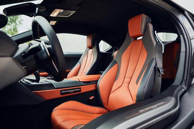 Cận cảnh hai phiên bản đặc biệt vừa ra mắt của BMW dành cho giới chơi xe điệu nghệ - Ảnh 5