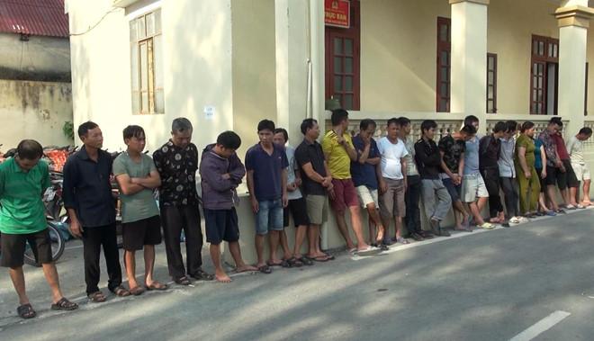 Khởi tố 16 đối tượng trong đường dây trộm chó hơn 100 tấn ở Thanh Hóa - Ảnh 2