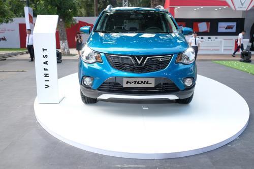 Bảng giá xe Vinfast mới nhất tháng 9/2019: Fadil phiên bản tiêu chuẩn vẫn giứ mức giá 394,9 triệu đồng - Ảnh 1