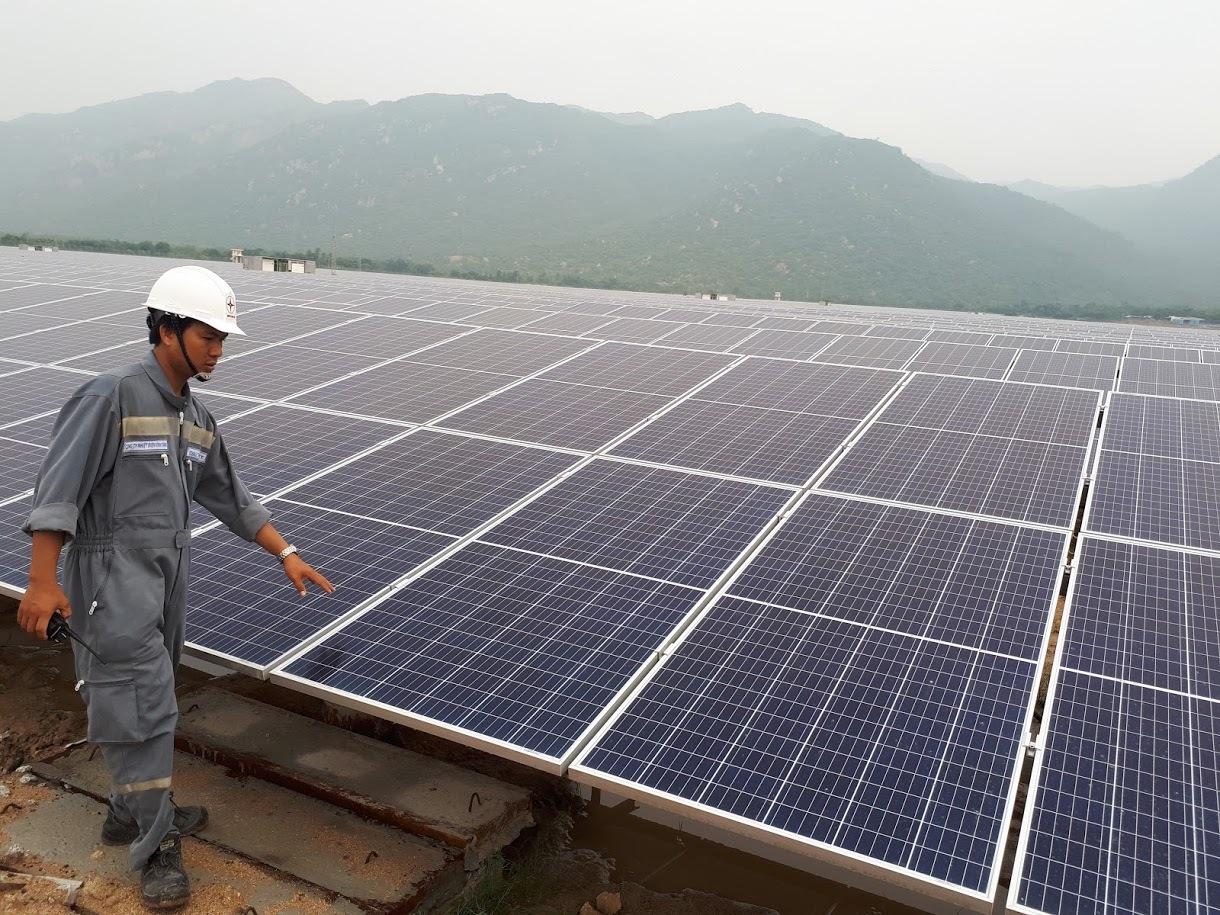 VEA không đồng tình với phương án điện mặt trời một giá - Ảnh 1