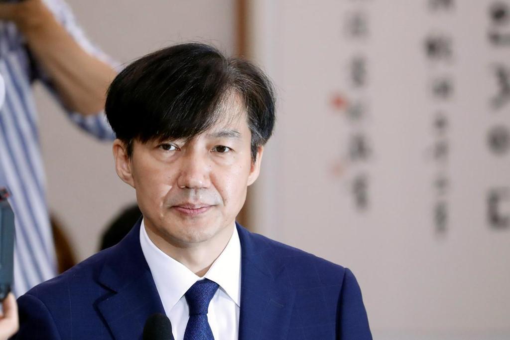 Dân Hàn phẫn nộ vì con ứng viên bộ trưởng thi trượt 2 lần vẫn có học bổng hàng nghìn USD - Ảnh 1