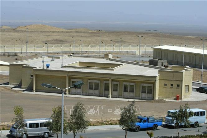 IAEA xác nhận Iran đang lắp đặt các máy ly tâm làm giàu urani - Ảnh 1