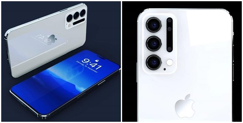 Tin tức công nghệ mới nóng nhất hôm nay 11/1: iPhone 12 Pro lộ thiết kế 6 camera - Ảnh 1