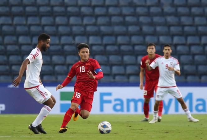 Ông Park bối rối với bài toán sắp xếp vị trí của Quang Hải ở U23 Việt Nam - Ảnh 1
