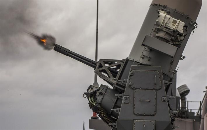 Sức mạnh của khẩu pháo cao tốc, nhanh tới nỗi không thể nghe được tiếng đạn rời nòng - Ảnh 3