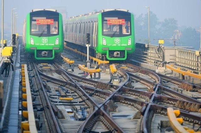 """Bộ GTVT yêu cầu tổng thầu Trung Quốc sang """"gỡ rối"""" đường sắt Cát Linh – Hà Đông - Ảnh 1"""