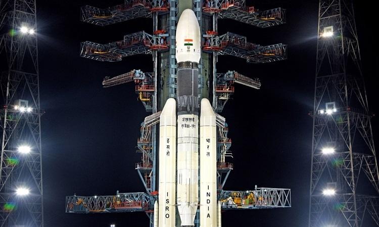 Ấn Độ chuẩn bị phóng tàu vũ trụ lên Mặt Trăng lần thứ ba - Ảnh 1