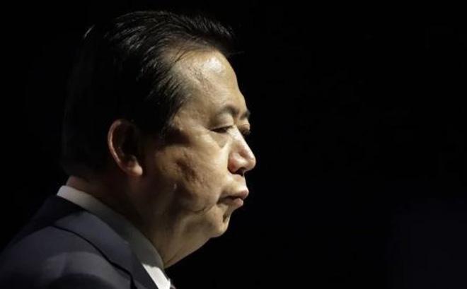 Trung Quốc kết án cựu Giám đốc Interpol hơn 13 năm tù vì tội tham nhũng - Ảnh 1