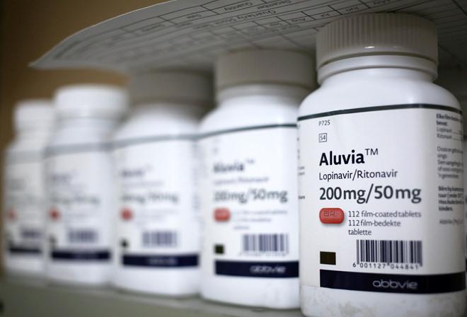 Ba bệnh viện ở Bắc Kinh dùng thuốc điều trị HIV chữa viêm phổi Vũ Hán - Ảnh 1