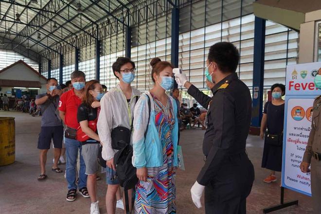 Campuchia ghi nhận ca nhiễm virus corona đầu tiên là công dân Trung Quốc - Ảnh 1