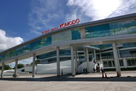 Indonesia nhượng quyền khai thác sân bay Komodo trong 25 năm - Ảnh 1