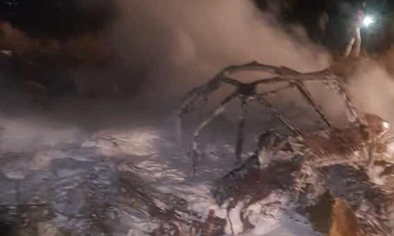 Điều tra nguyên nhân máy bay quân sự An-12 rơi ở Sudan, 18 người chết - Ảnh 1