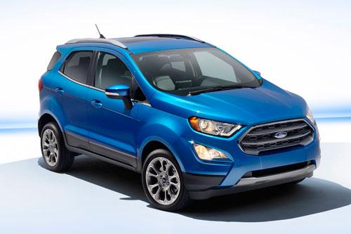 Bảng giá xe Ford mới nhất tháng 1/2020: Ford Explorer ưu đãi tới 75 triệu đồng - Ảnh 1