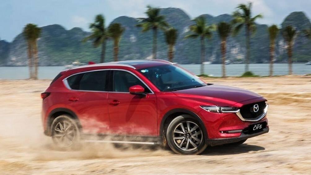 Bảng giá xe Mazda mới nhất tháng 1/2020: Mazda CX-8 ưu đãi lên đến 100 triệu đồng kèm phụ kiện - Ảnh 1