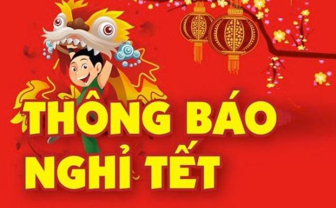 TP.HCM thông báo lịch nghỉ Tết Nguyên đán Canh Tý 2020 của cán bộ, công chức - Ảnh 1