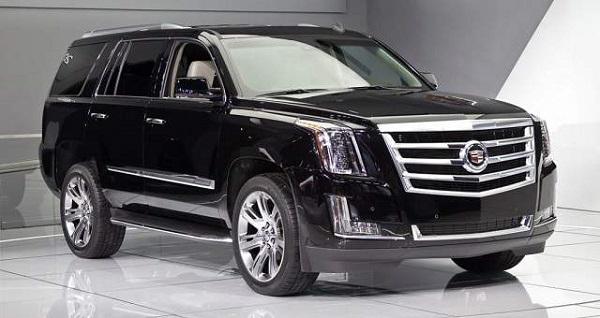 Bảng giá xe Cadillac mới nhất tháng 1/2020: Cadillac Escalade cao nhất 96.400 USD - Ảnh 1