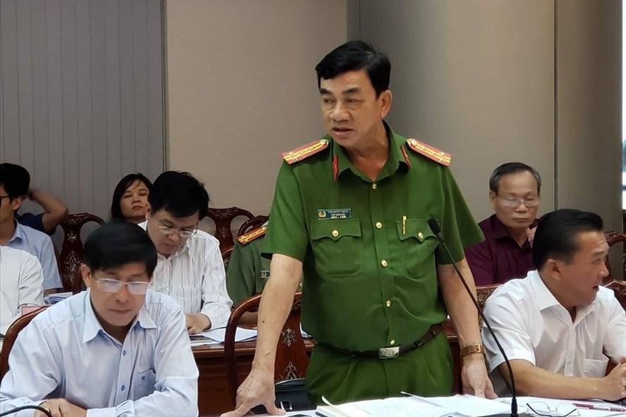 Công an Đồng Nai chuyển hơn 50 cán bộ cảnh sát giao thông về các huyện, xã - Ảnh 1