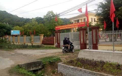Nghệ An: Kẻ gian đột nhập trụ sở UBND xã, phá két sắt lấy đi gần 100 triệu đồng - Ảnh 1