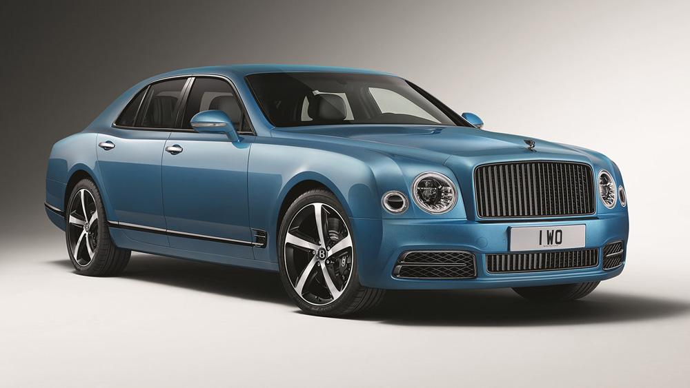 Bảng giá xe Bentley mới nhất tháng 1/2020: Bentley Mulsanne giá từ 307.000 USD  - Ảnh 1