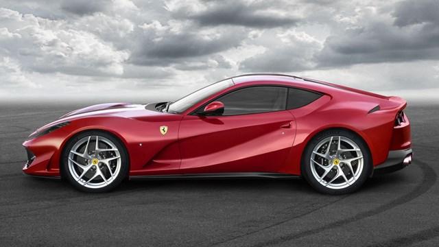 Bảng giá ô tô Ferrari mới nhất tháng 1/2020: LaFerrari cao chót vót 1,420 triệu USD - Ảnh 2