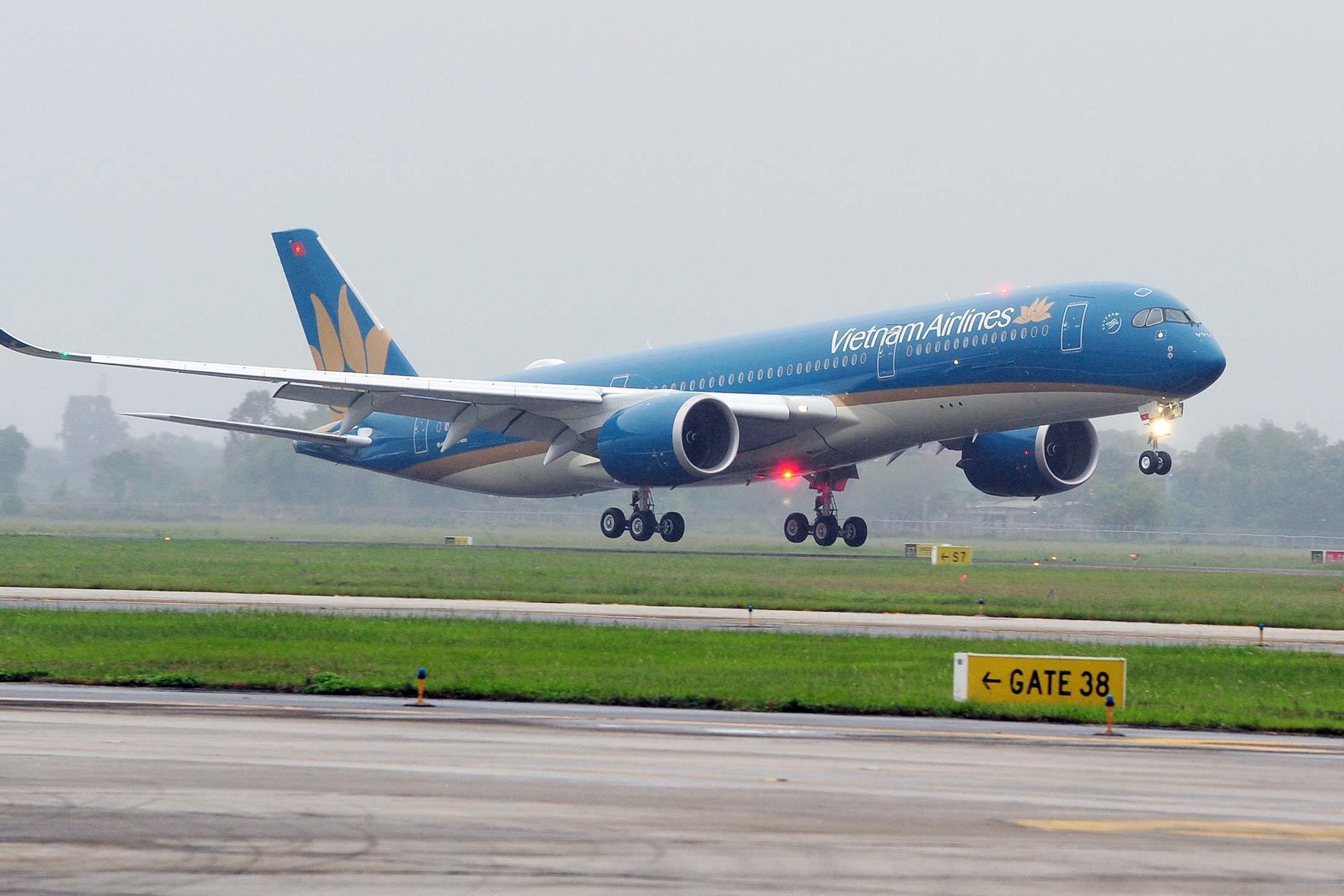 Vietnam Airlines điều chỉnh đường bay tránh không phận Trung Đông - Ảnh 1