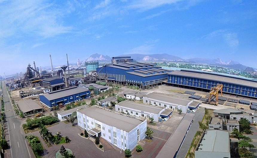 Hòa Phát muốn rót thêm 60.000 tỷ đồng cho dự án Khu liên hợp Dung Quất - Ảnh 1