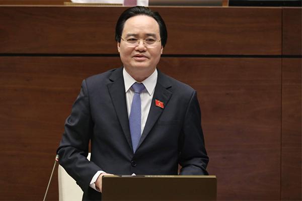"""Bộ trưởng bộ GD&ĐT Phùng Xuân Nhạ: """"An toàn mới đi học, đi học phải an toàn"""" - Ảnh 1"""