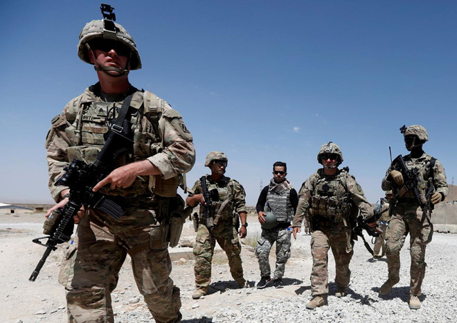 Mỹ xác nhận đạt được thỏa thuận với Taliban về đề xuất giảm bạo lực trong 7 ngày - Ảnh 1