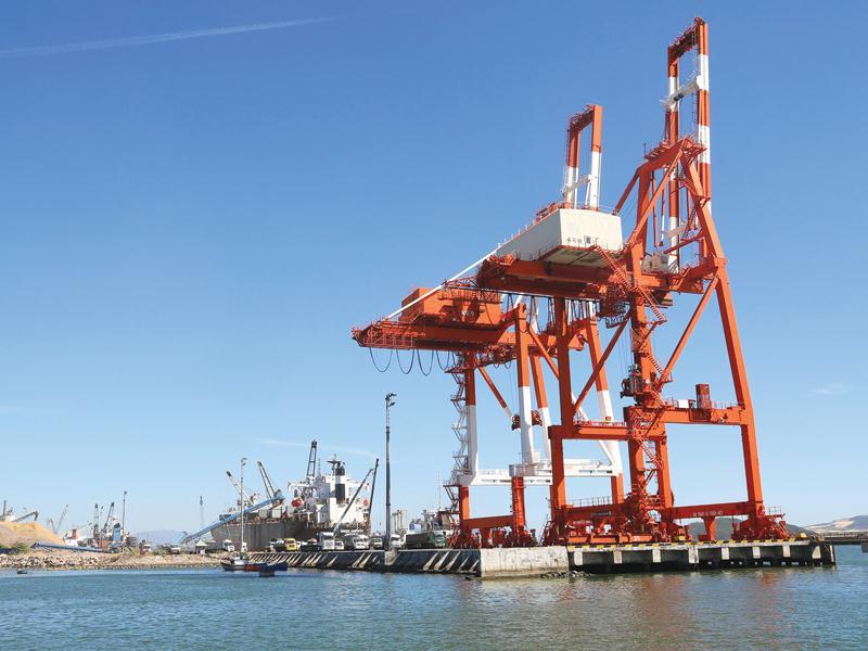Sau hơn nửa năm về tay Vinalines, Công ty CP Cảng Quy Nhơn làm ăn ra sao? - Ảnh 1