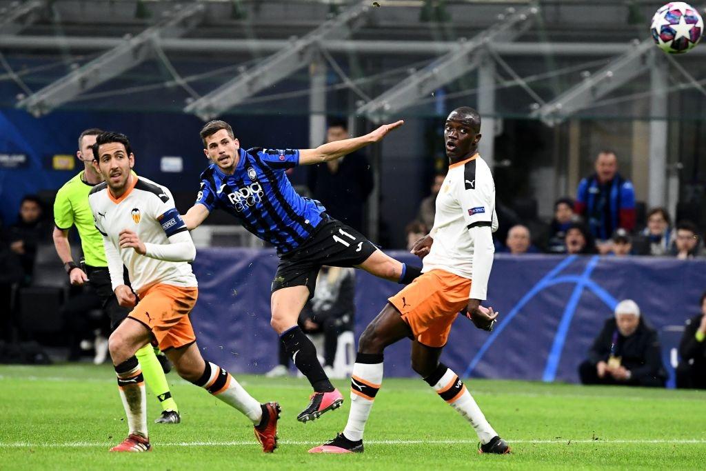 Đè bẹp Valencia với chiến thắng vang dội, Atalanta đặt một chân vào tứ kết Champions League - Ảnh 1