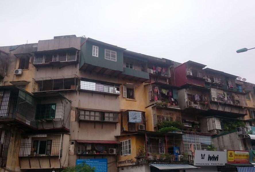 Decotech chậm tiến độ, Hà Nội phải tìm nhà đầu tư mới cải tạo tập thể Nam Thành Công - Ảnh 1