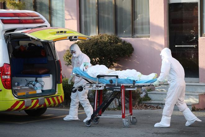 Tình hình dịch Covid-19 tính đến tối 22/2: Hàn Quốc ghi nhận thêm 87 ca nhiễm mới - Ảnh 1