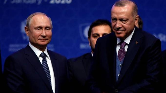 Thổ Nhĩ Kỳ tuyên bố đóng cửa không phận đối với máy bay quân sự của Nga - Ảnh 1