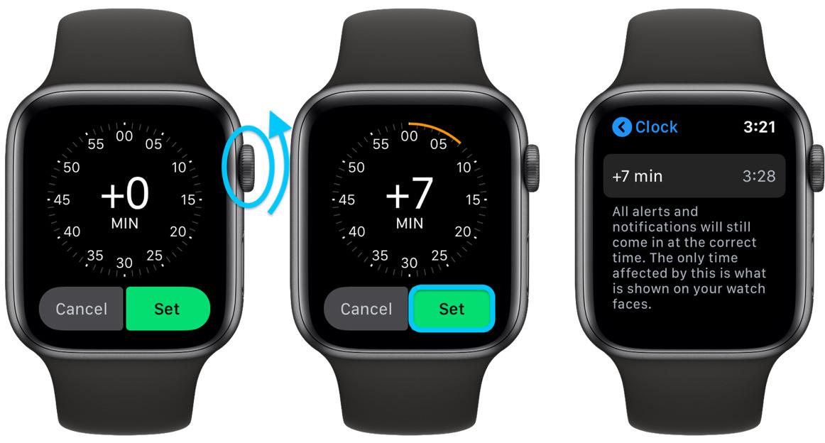 Tin tức công nghệ mới nóng nhất hôm nay 3/2: Thủ thuật đơn giản chỉnh giờ trên Apple Watch sớm hơn giờ thực tế - Ảnh 1